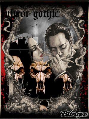 mirror gothic