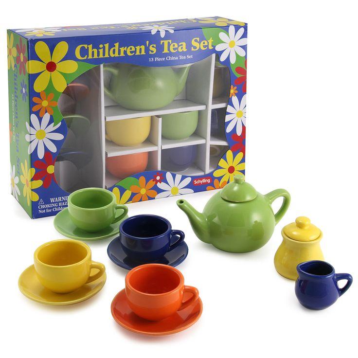 Best 25+ Tea set kids ideas on Pinterest | Play food, Felt food ...