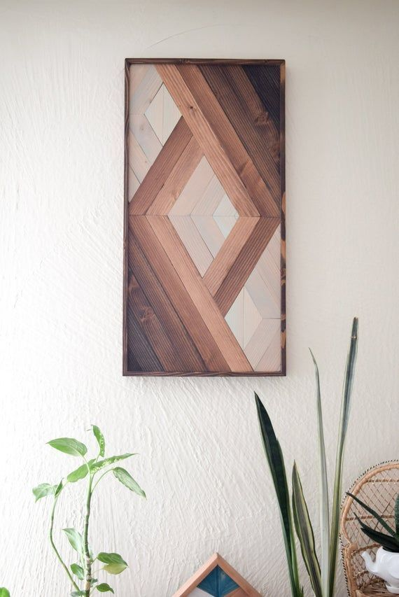 Art Dimensional Geometric Hanging Modern Portal Wall Wood Wood Art Diy Wood Art Easy Wood Art Ideas Wo In 2020 Wood Wall Art Diy Wood Artwork Wood Wall Art