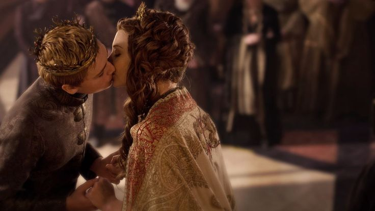 High Sparrow - Tommen & Marjorie are wed- Season 5 - Game of Thrones