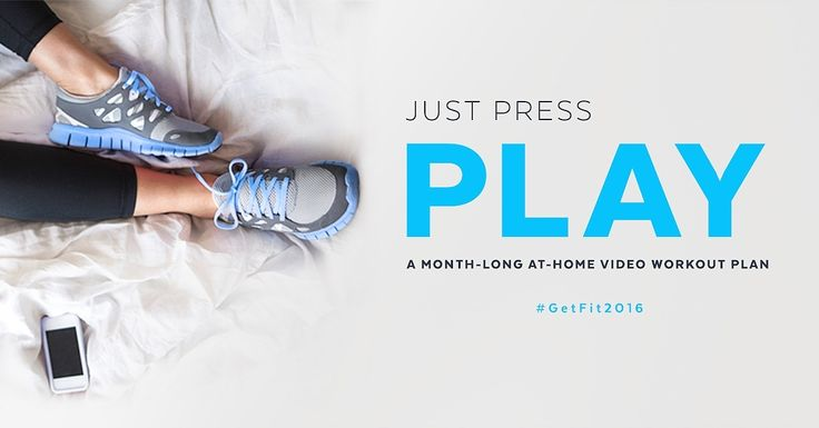 January Video Workout Plan You Can Do at Home | POPSUGAR Fitness