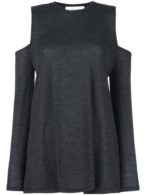 IRO 'Adele' cold shoulder top. #iro #cloth #top