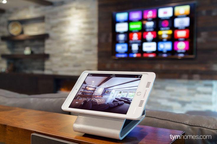 Boise home remodel | Savant App for whole-home automation | Boise, Idaho