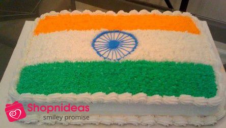 Bring Forth A New Hope To Make Our Today And Tomorrows Cheerful Full Of Positivity Happy Republic Day Online Cake Delivery In Nagpur