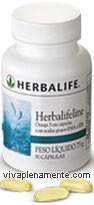 """Herbalifeline - Óleo de peixe com Ômega 3 em cápsulas. É uma exclusiva combinação de óleos marinhos altamente refinados, fonte de Ômega 3, especialmente EPA e DHA. O consumo de ácidos graxos Ômega 3 auxilia na manutenção de níveis saudáveis de triglicerídeos (gorduras """"ruins""""). Contém 54% da ingestão diária recomendada de Vitamina E. Leia mais sobre o Herbalifeline: http://www.vivaplenamente.com/herbaline.php"""