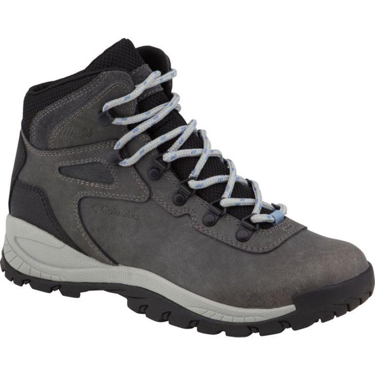 Columbia Women's Newton Ridge Plus Mid Waterproof Hiking Boots, Size: 6.5, Gray