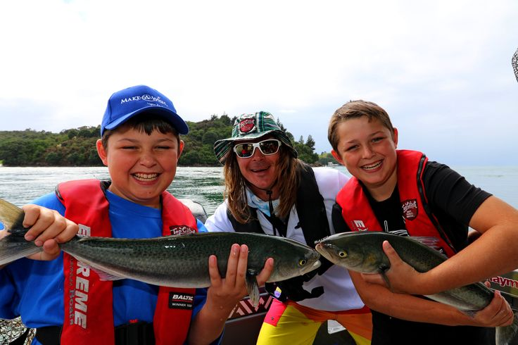 Dillon is 13 years old and has Acute Lymphoblastic Leukaemia. Dillon loves fishing, hunting, soccer, hockey, lollies and playing the guitar. His one true wish was to go fishing with Milan Radonich from TV3's Big Angry Fish show!