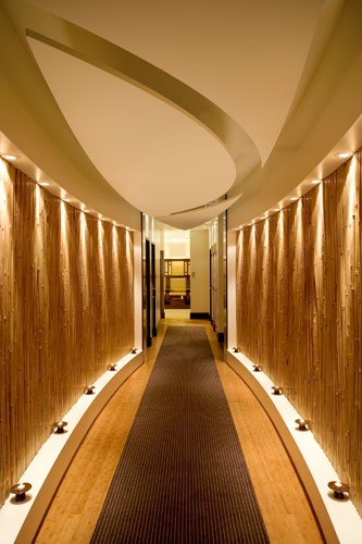 Corridor Design: 17 Best Images About Spa Rooms On Pinterest