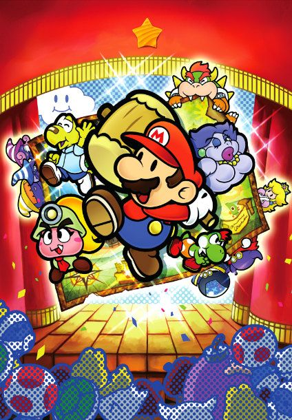 Paper Mario: The Thousand-Year Door - Poster 13x19