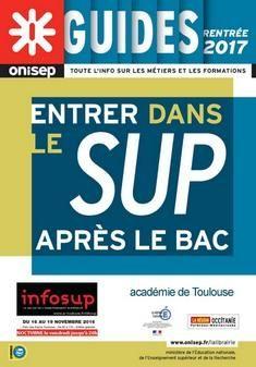 Ce guide: études supérieures sous statut étudiant ou en apprentissage,académie de Toulouse