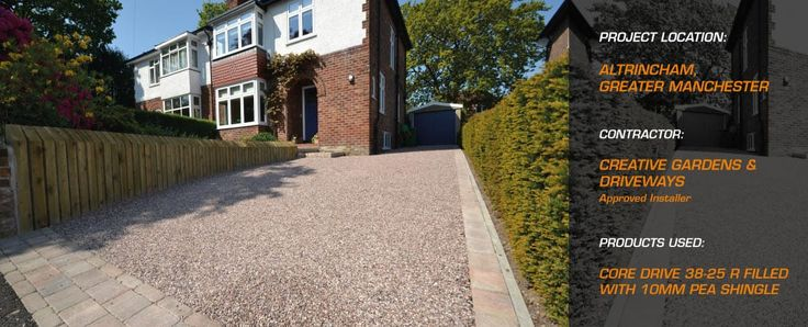 CORE Bound, Resin Bound provides an easy to lay decorative resin bound 20mm gravel aggregate paving that is perfect for pool surrounds, DDA compliant Gravel, Porous Resin, Resin driveway, pathways and more.
