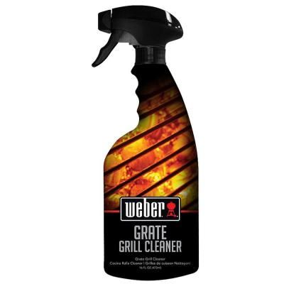 Weber 16 oz. Grate Grill Cleaner-W61 - The Home Depot