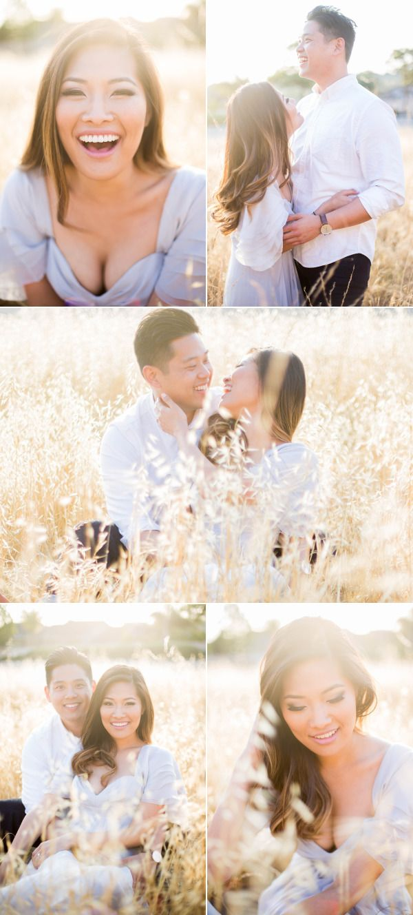 California Sunrise Engagement Session