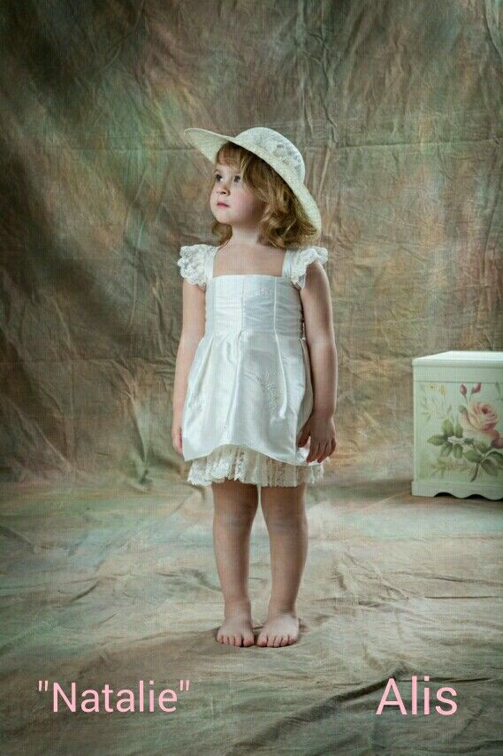 Βαπτιστικο φορεμα Romantics Collection by Alis Sariyian