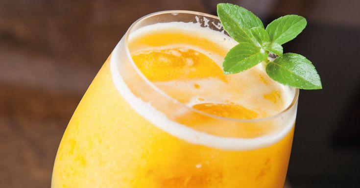Todo mundo gosta de um suco fresquinho e nutritivo e hoje é dia de receita turbinada! Que tal juntar frutas super poderosas com uma fonte de gorduras boas e muita fibra? Só podia dar no que falar. …