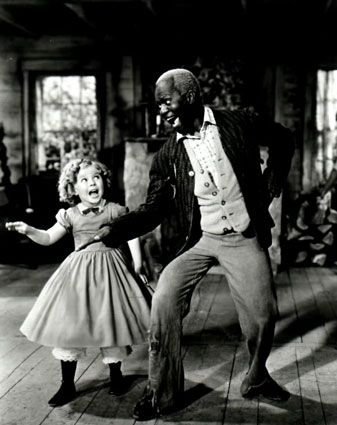 Memories of my childhood - when Shirley Temple movies were already a generation past, but still enchanting.