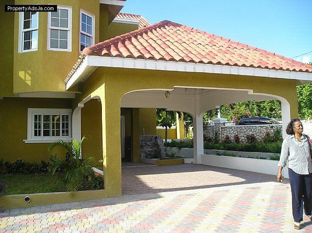 Jamaican Homes And Apartments My Homes Home House Design Jamaica