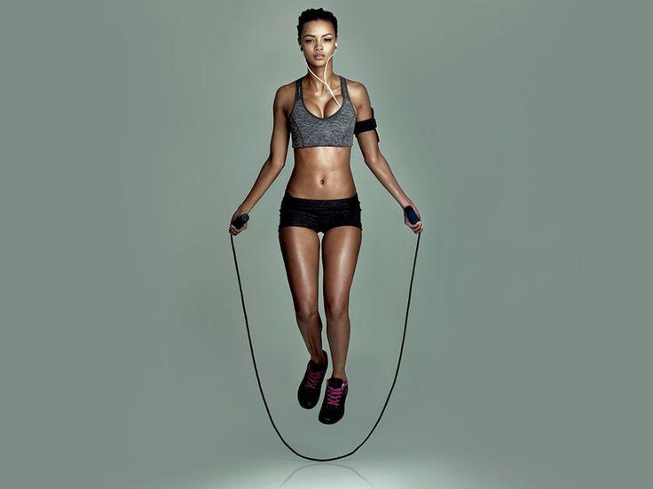 Schneller abnehmen: Verbrennt 100 Kalorien in 10 Minuten: Das effektivste Workout der Welt ist ein altes Kinderspiel!