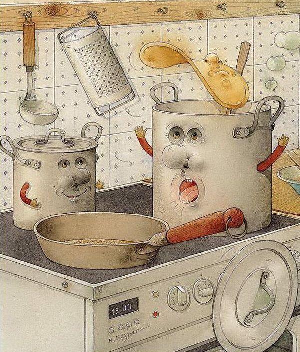 Картинки на тему кухни