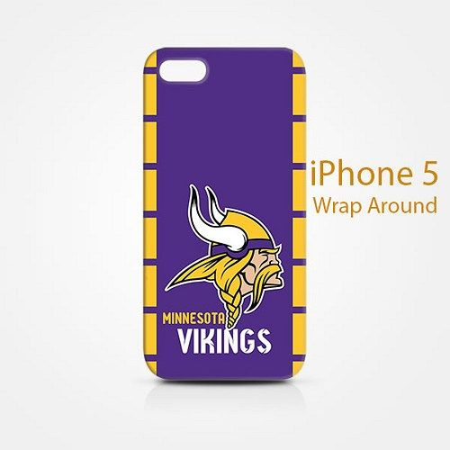 Minnesota Vikings Case for iPhone 5/5s