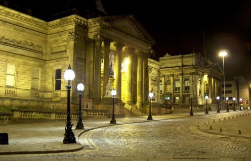This is William Brown Street, in Liverpool, home to our World Museum and the Walker Art Gallery.