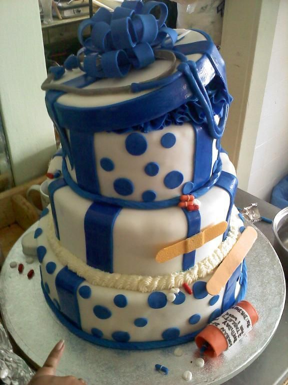 Cake Decorating Ideas For Doctors : Cake Decorating: doctor cake Cake Love Pinterest
