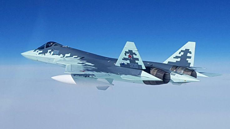Sukhoi T-50-9