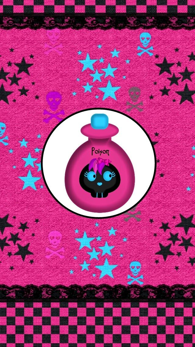 Dazzle my Droid EMO girl tjn iPhone Walls 2 Pinterest
