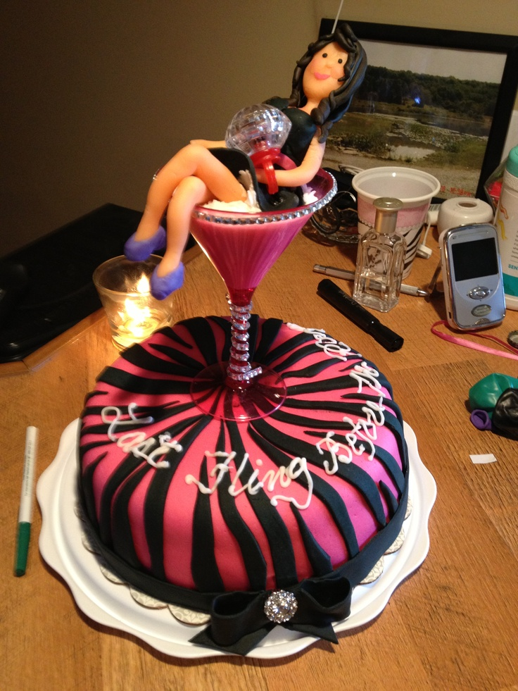 Bachelorette Party Cakes Images