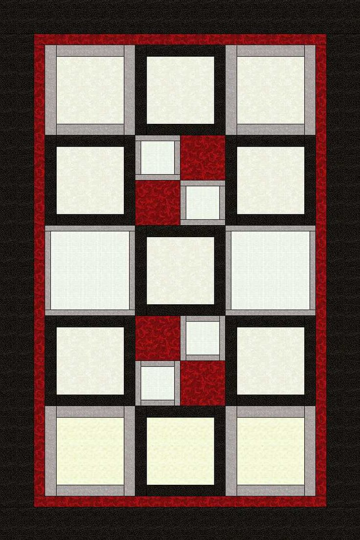 Checker Newsletter » Blog Archive » How to Make a T-Shirt Quilt