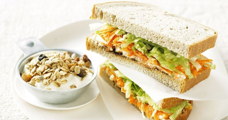 If you have the same lunch every day, or the kids' sandwiches keep coming back, take heart. With this new idea, lunch will never be the same again!
