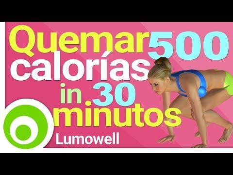 Quemar 400 Calorías in 30 Minutos, Adelgazar y Tonificar Todo el Cuerpo - YouTube