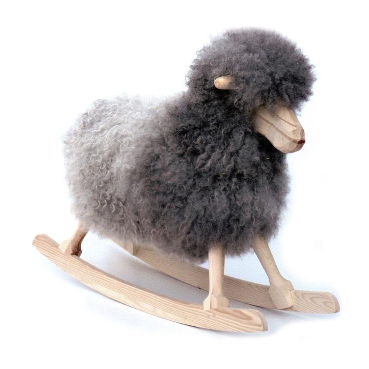 rocking sheep by Danish Crafts