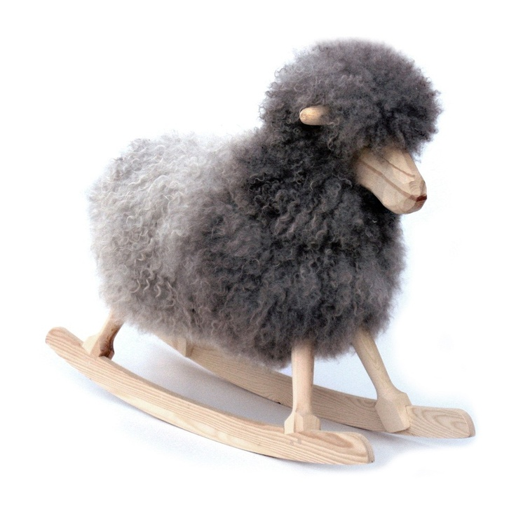 rocking sheep by Danish Crafts