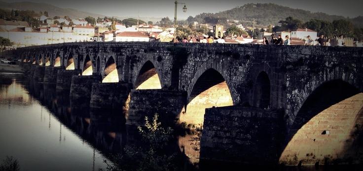 Ponte de Lima, October 2005