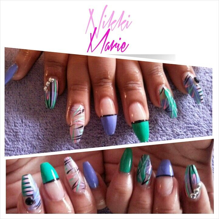 17 best NIKKI MARIE NAILS images on Pinterest | Finger nails, Nail ...