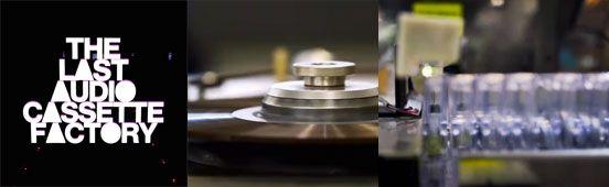 The Last Audio Cassette Factory – Natinal Audio Company