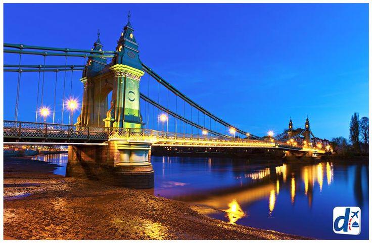 Londres rio tamesis