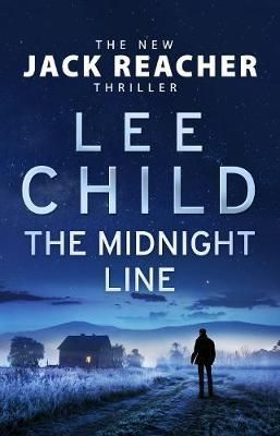 The Midnight Line : Lee Child : 9780593078174  Jack Reacher takes an aimless stroll past a pawn shop in a small Midwestern town. In the window he sees a West Point class ring from 2005. It's tiny. It's a woman cadet's graduation present to herself. Why would she give it up?