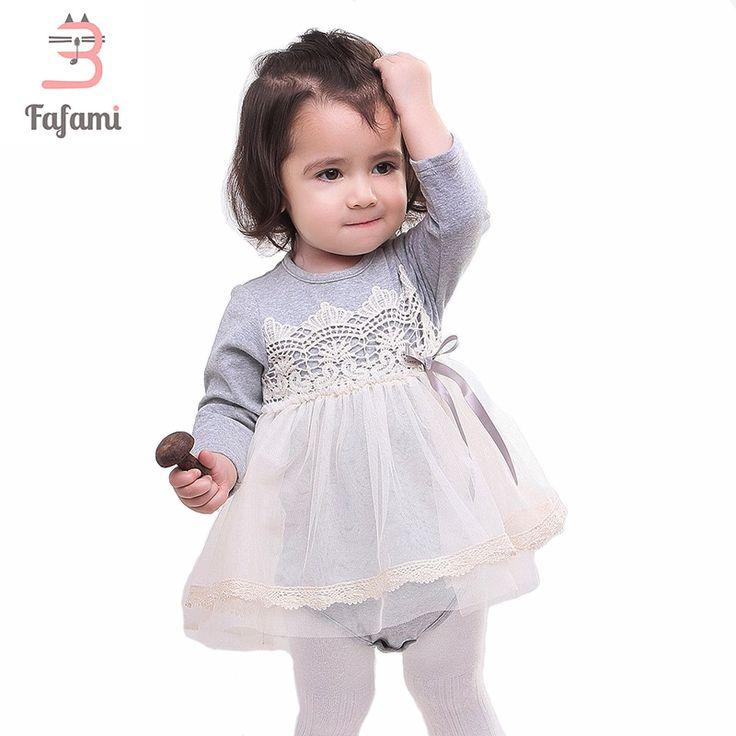 女の赤ちゃん服新生児ロンパースジャンプスーツ赤ちゃんロンパースグレーかわいい幼児赤ちゃん衣装冬秋オーバーオールカバーオール服