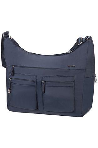Samsonite Move 2.0 Shoulder Bag L + 2 Pock.  Tmavě modrá