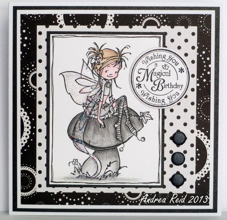 Homegrown rubber stamp from Sugar Nellie