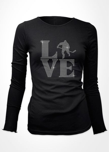 Love hockey long sleeve