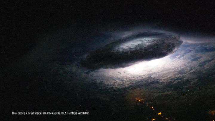 Enlightening Lightning | Space Week 2015 | Discovery Science