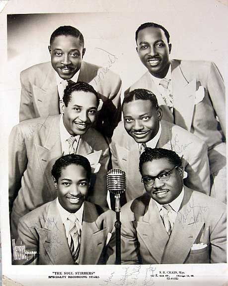 Our Sam Cooke tribute starts off with a track from his early years, when Sam was the lead singer of the legendary gospel group The Soul Stirrers. And it's powerful! http://theaudiofilespresent.blogspot.be/2015/02/episode-7-this-is-not-sam-cooke.html