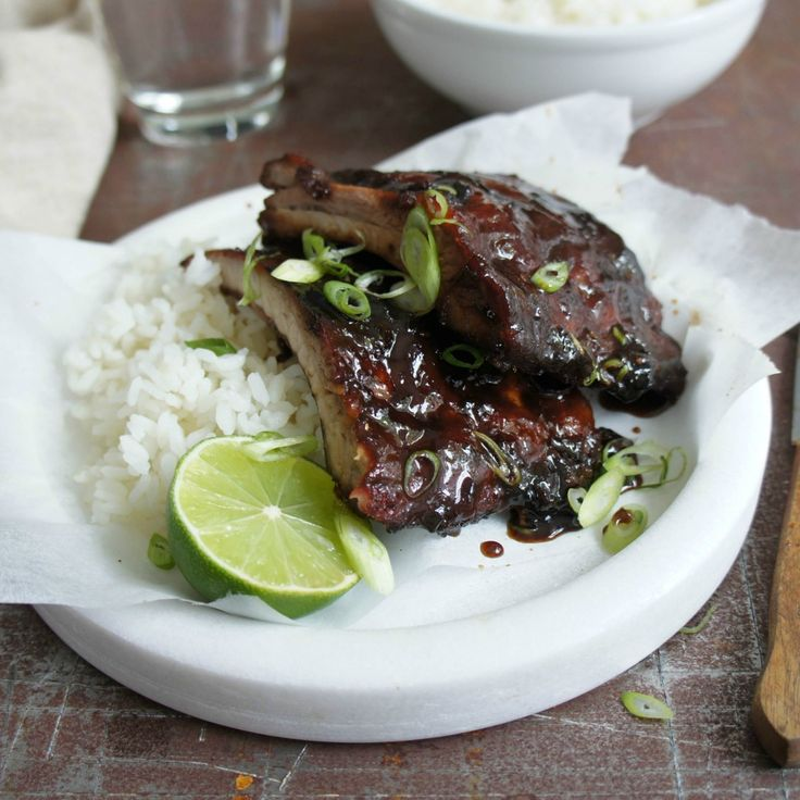 """#RecipeoftheDay: Chinese Barbeque Pork by lee.rob - """"These were very tasty with lots of flavour."""" - Jules2"""