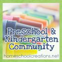 Preschool Corner ~ Back in the Swing…mostly - Homeschool Creations