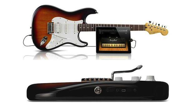 Imaginabas una guitarra eléctrica con conexión USB?. Apple y Fender se juntan para lanzar la nueva Squier.