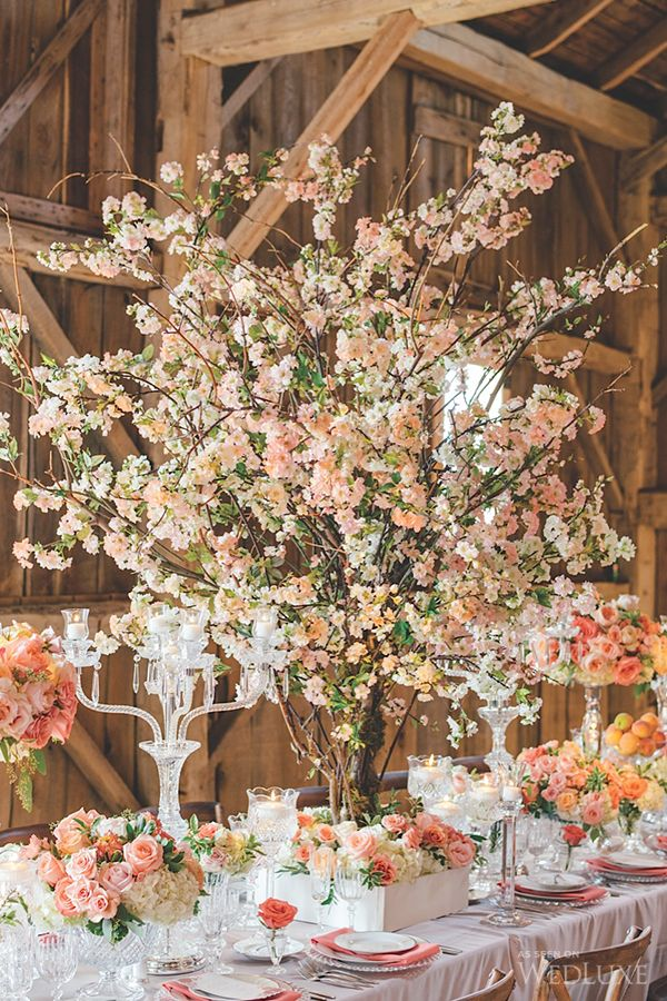 WedLuxe– The WedLuxe Wedding Show 2015: The Parisian Blossom Garden | Photography By: Mango Studios Follow @WedLuxe for more wedding inspiration!