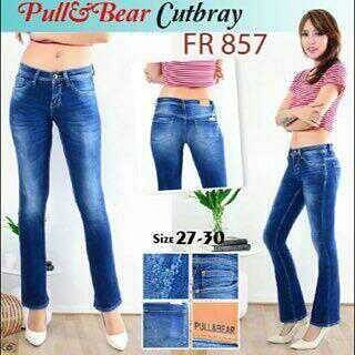 """""Cutbray pull bear FR857 Material: soft jeans Harga: 135 Size:27-30 Order PIN CS1-5A1F32FA PIN CS2-5FI5DE72 & SMS/WA 087722-575-101  Reseller & Dropship Welcome!  Happy Shopping! :) #jamtangan #jamtanganwanita #jammurah #grosirjam #sweatercouple #flatshoes #jamtanganterbaru #resellerjamtangan #taswanita #sneakerscwe #celanajeansripped #jamtanganartis #olshop #wedgesterbaru #jaketjeans  #resellerwelcome #celanajeans #sepatubandung #overall"